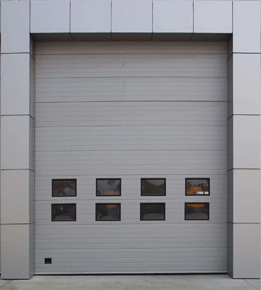seksiyonel kapı